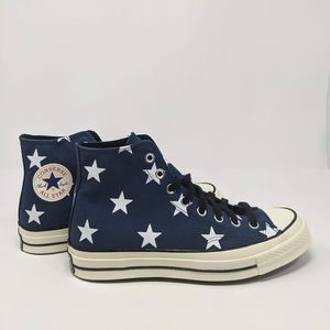 Converse Chuck 70 Hi Navy Men's 7.5 Women's 9.5